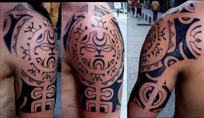 tattoo maoris art grafic