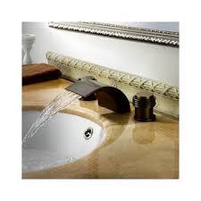 oil rubbed bronze bathroom sink faucet antique brass finish waterfall bathroom sink faucet f6012b faucets