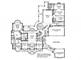 42 6 bedroom ranch house plans floor plan floor plan detail