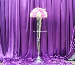 Purple Vases Cheap Tall Glass Vase Crystal Flower Vase Wholesale Martini Glass Vases