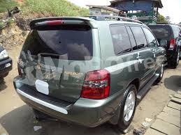 lexus rx300 for sale in nigeria very clean foreign used 2003 toyota highlander cars