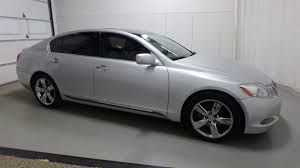 used 2006 lexus gs 300 frankfort il silver auto sales u0026 service