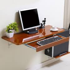 Computer Wall Desk Simple Home Desktop Computer Desk Simple Small Apartment New Space