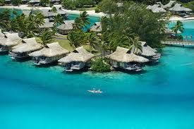 Tiki Hut On Water Vacation 9 Top Affordable Overwater Bungalows Around The World Travel