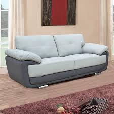 Light Grey Sofas by Nottingham Taupe Light Grey U0026 Dark Grey Leather Sofa Collection