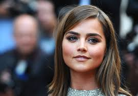 doctor who hairstyles jenna coleman will stay on doctor who next season proving that