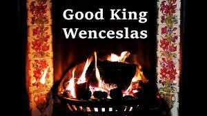 good king wenceslas christmas instrumental piano music at the
