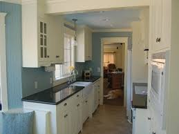 blue kitchen wall colors ideas painted ceiling a cozy comfy