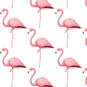 wallpaper with pink flamingos flamingo fabric wallpaper gift wrap spoonflower