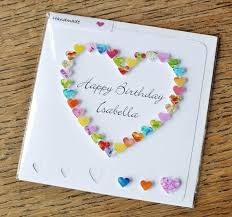 top 50 homemade birthday card ideas and images