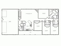 modern barn house floor plans