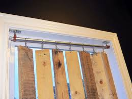 Hurst Blinds Diy Pallet Wood Vertical Blinds Hometalk