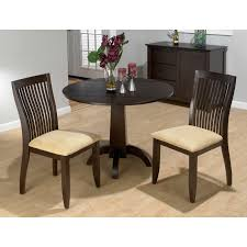 incredible dining room table sets with leaf eiffel round small