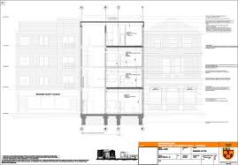 Floor Plans For Commercial Buildings by Mixed Commercial Building Martin Mcclean Architectural