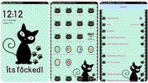 hello kitty themes for xperia c oppo coloros theme black kitty v3 youtube