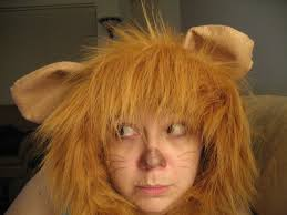home made cowardly lion halloween costume was super chea u2026 flickr