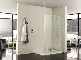 aquadart 3000mm floor to ceiling post for wetroom glass panel aq2097