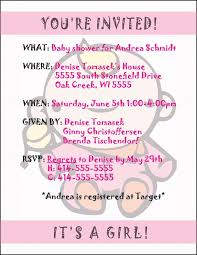 how to fill out a baby shower invitation how to fill out a baby