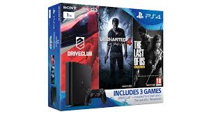 black friday ps4 deals 1tb ps4 slim with unchartered 4 can save