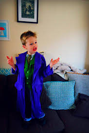 boys joker halloween costume the importance of pretend playing dress with tp fancy dress