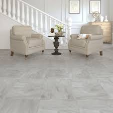 Sticky Back Laminate Flooring Leggiero Light Grey Slate Effect Laminate Flooring 1 86 M Pack