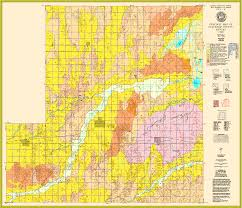 Map Of Lawrence Kansas Kgs Geologic Map Stafford Large Size