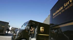 ups warns of some delivery delays amid shopping surge