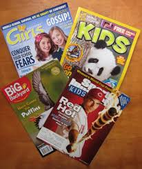 Your Big Backyard Magazine by Corkboard Connections Teaching Informational Text With Magazines