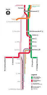 Chicago Trains Map by Cta Red Line Map Chicago Train Map Red Line United States Of