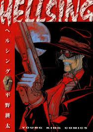 hellsing hellsing 1 vol 1 issue