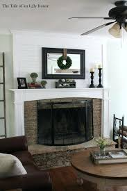 stone fireplace decor above fireplace decorating ideas awesome decorating a stone