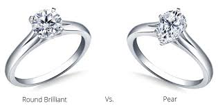 oval shaped engagement rings pear shaped engagement rings info on diamonds quality value