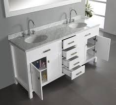 Bathroom Vanities Free Shipping by Virtu Usa Md 2072 Wmro Wh Caroline 72 Inch Double Sink Bathroom
