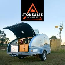 Retro Teardrop Camper Tucana Teardrop Camper Teardrop Camper For Sale Stonegate