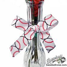 baseball ribbon baseball ribbon 7 8 inch grosgrain