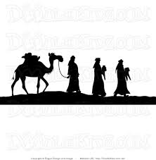 wise men silhouette google search christmas crafts for church