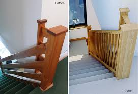 New Banister And Spindles Cost First Step Designs Blog Archive How Much Does A Staircase