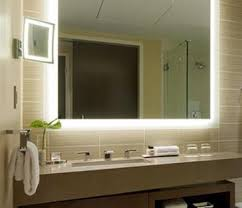 36 X 48 Bathroom Mirror by Electric Mirror Sil4836 Silhouette 48