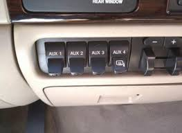 How To Wire Light Bar by How To Wire Your Light Bar To Your Ford Auxiliary Switches