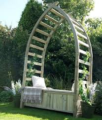 wedding arches bunnings garden arches with seat outdoor wooden garden arbor trellis arches