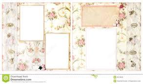 wedding scrapbook wedding scrapbook page 12 x 12 layout stock photos image 5879633