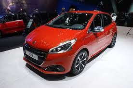 peugeot 208 2016 2015 peugeot 208 facelift revealed autocar