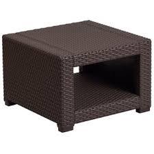 faux bois side table faux bois side table wayfair