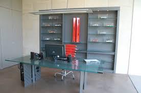 Custom Pc Desk Case Case Study Computer Desk U0026 Built In Wall Unit Stoneline Designs