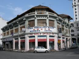 panoramio photo of modern hotel georgetown penang
