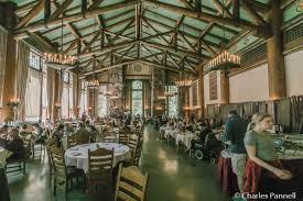 Ahwahnee Hotel Dining Room Romancing Yosemite