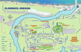 Oregon Coastal Map by Three Rivers Casino Resort Rv Parking And Camping