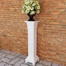 Plant Pedestal Plant Pedestal Home Furniture U0026 Diy Ebay
