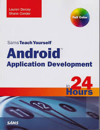 top 5 books on android app development