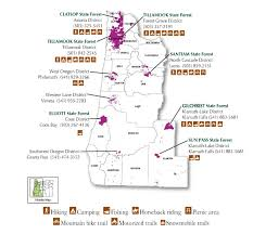 state of oregon recreation recreation